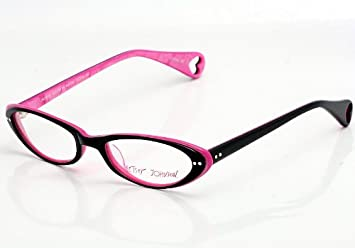 05a8d64da5c Image Unavailable. Image not available for. Color  Betsey Johnson Eyeglasses  ...