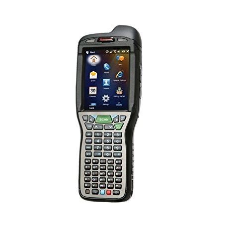 Honeywell Dolphin 99EXhc, 802.11a/b/g/n, Bluetooth, 55 key, High Density with LED aimer 256MB x 1GB, WEH 6.5 Classic, Ext. battery 99EXL03-00612XEH by Honeywell