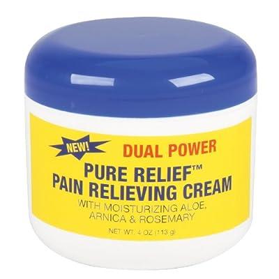 Pure ReliefTM Pain Relieving Cream