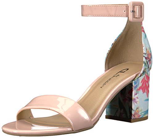 6d10a1a97345 CL by Chinese Laundry Women s Jody Floral Paten Dress Sandal ...