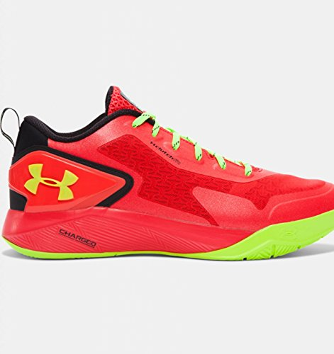 Under Armour Ua Clutchfit Drive 2 Low - rocket red/ black/ fuel green