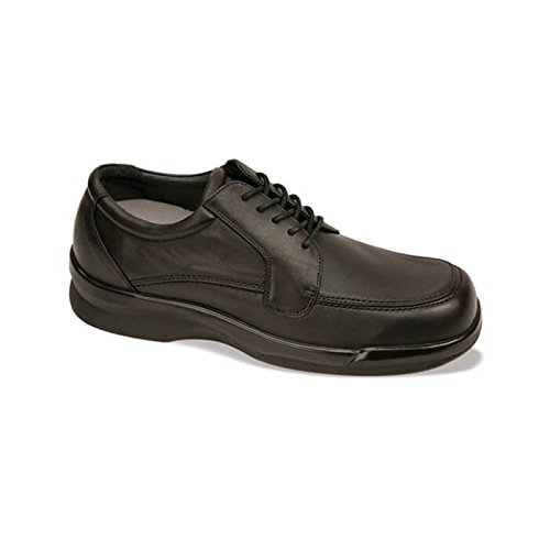 Aetrex Men's B2500 Oxford,Black,7 XW (Aetrex Black Oxford)