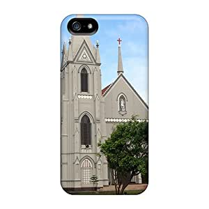 New Diy Design Negombo Church For Iphone 5/5s Cases Comfortable For Lovers And Friends For Christmas Gifts