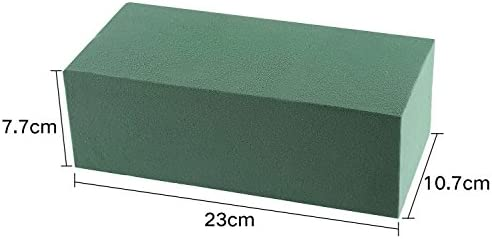 Entrada 4336860732 8 pc Floral Foam Pack of 8 8 Piece