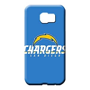 samsung galaxy s6 edge Strong Protect Durable Hot New mobile phone shells san diego chargers