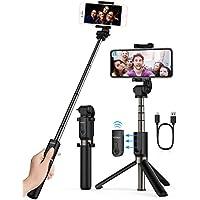 Yoozon Selfie Stick Bluetooth, Extendable Selfie Stick...