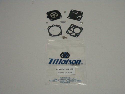 RK-20HS Genuine Tillotson HS Carburetor Repair Kit for Stihl 056AV Chainsaw