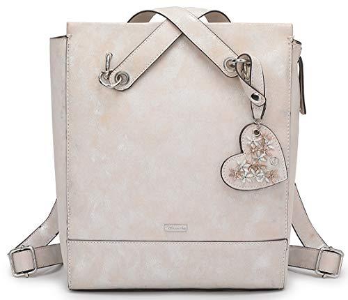 Tamaris 11x30x27 Mujer H rose Cm Rosa w Backpack Milla 5 Bolsos L X Bandolera rF6rf0