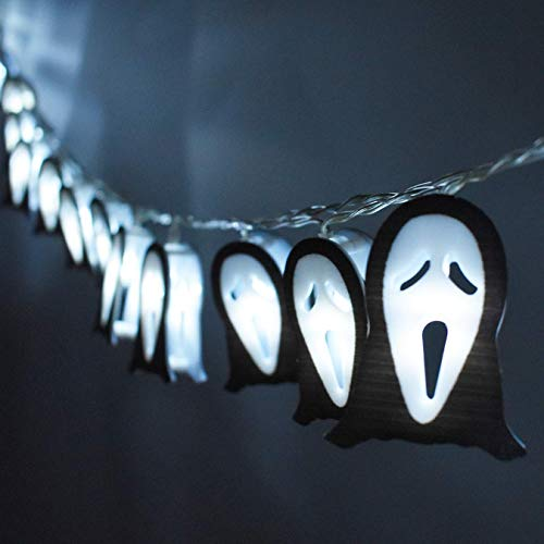 Ghost face Halloween Lantern lights from Airera