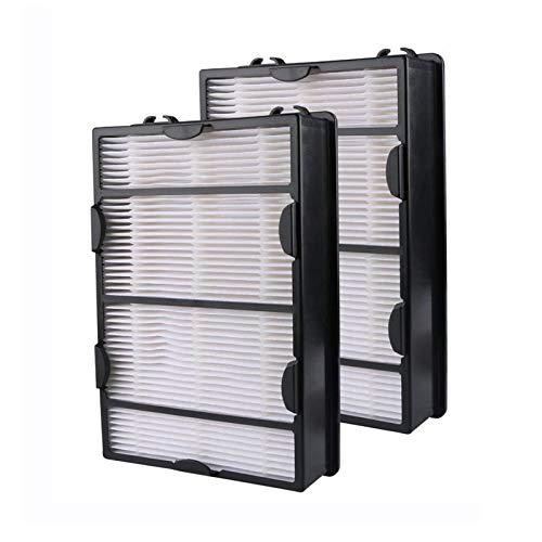 2 Pack HEPA Air Filter fit Holmes B Filter HAPF600, HAPF600D, HAPF600D-U2 For Holmes Air Cleaning Allergen Remover HAP8650B-U, HAP759-TU, HAP9726B-U, HAP9726-U, HAP726-U, HAP756-U, HAP633-U, HAP616B-T