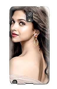 New Premium Flip Case Cover Deepika Padukone Gorgeous Skin Case For Galaxy Note 3