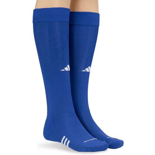 (Adidas Climalite Ncaa Formotion Elite Socks, Royal/White)