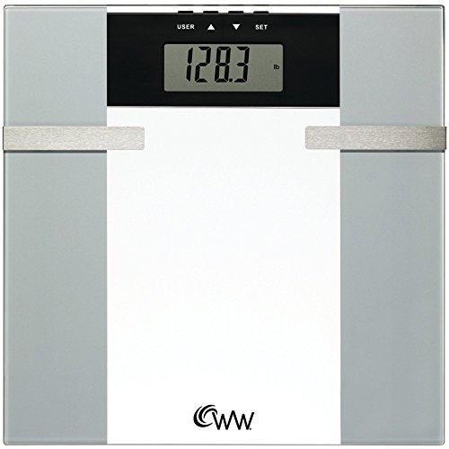 CONAIR WW72 Weight Watchers(R) Digital Glass Body Analysi...