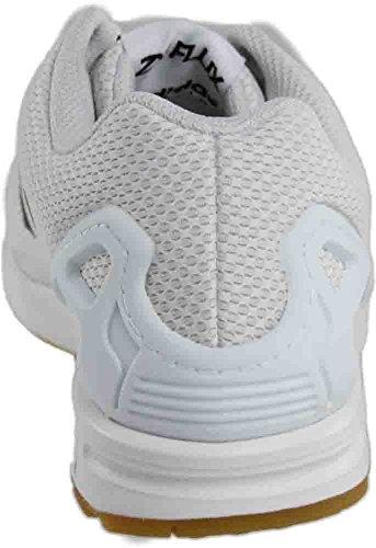 Adidas Zx Flux Mens Bianco