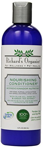 Organics Nourishing Conditioner - SynergyLabs Richard's Organics Nourishing Conditioner; 12 fl. oz.