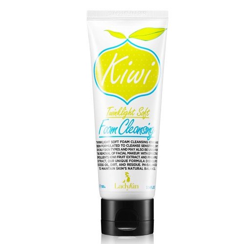 ladykin-twinklight-soft-foam-cleansing-kiwi