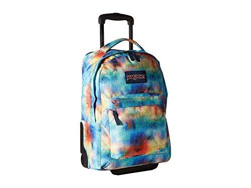 JanSport SuperBreak Wheeled Backpack - 19' (Purple...