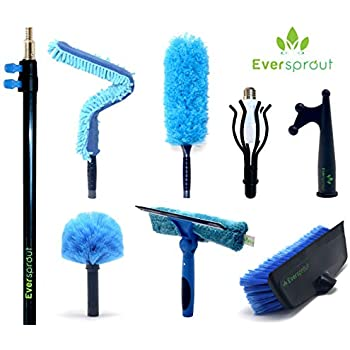 Amazon.com: EVERSPROUT - Kit de accesorios de cepillo ...