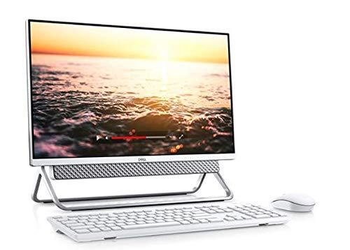 "Latest_Dell 24"" FHD Touchscreen All-in-One Desktop, 10th Generation Intel Core i5-10210U Processor, 8GB RAM,1TB HDD, Wireless+Bluetooth, Webcam, Windows 10, Keyboard+ Mouse"