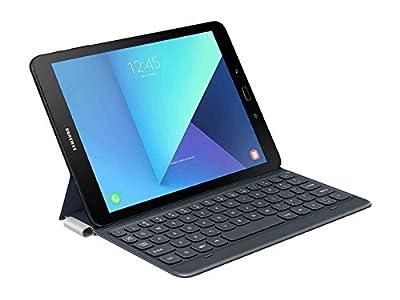 Samsung Galaxy Tab S3 Keyboard Cover, Grey (EJ-FT820USEGUJ) by Samsung IT