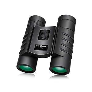 Skygenius 8×21 Compact Binoculars Lightweight for Concert Theater Opera, Mini Pocket Folding Binoculars for Adults…