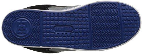 DC Shoes BLITZ D0320279, Sneaker uomo Black/Wild Dove