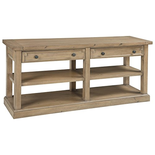 Coaster Home Furnishings 705409 Sofa Table, Rustic Smoke