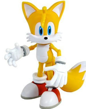 Sonic the Hedgehog 5 Inch Super Posers A…