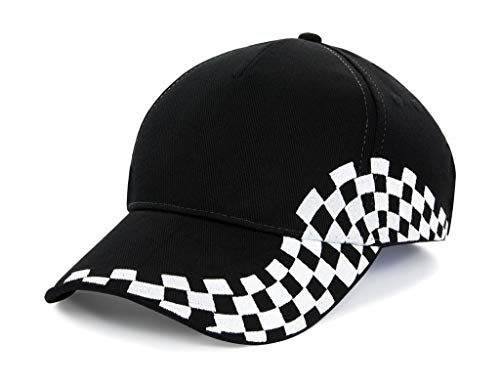 One Size Gorra Grand Black B159 Beechfield Prix TRZxn1
