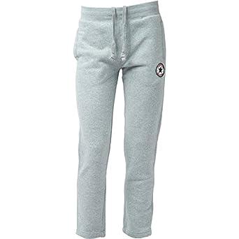 232d1426d03c Mens Converse Core Chuck Patch Cuffed Sweat Pants Vintage Grey Heather Guys  Gents (UK M