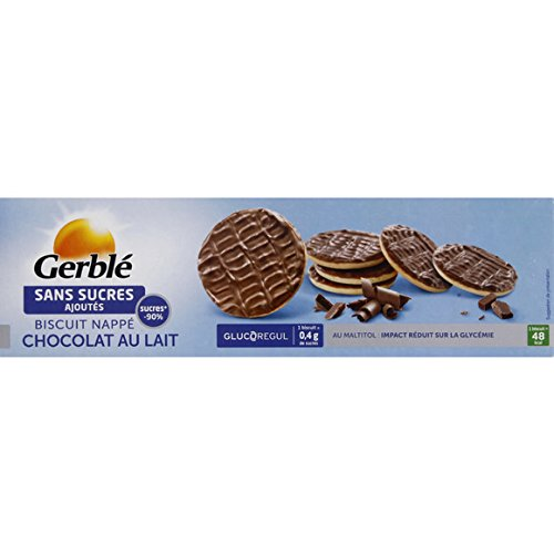gerblé Biscuit Topped with Milk Chocolate with no Added Sugar (Unit Price)