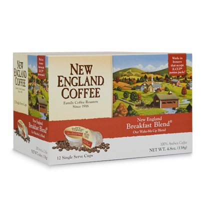 New England Coffee Breakfast K Cups product image