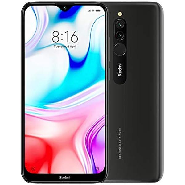 Xiaomi Redmi 8 4G 64G Negro [Versión Europea]: Xiaomi: Amazon.es: Electrónica