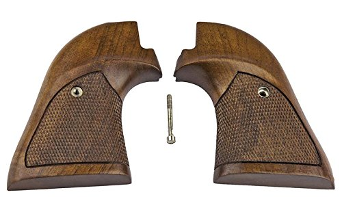 Numrich Colt Buntline Scout Frontier Scout Checkered Walnut Target Grips