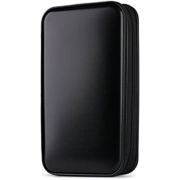 Amazon.com: Coofit - Funda para CD y DVD, color negro: Home ...