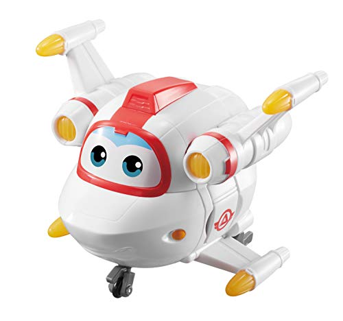 (Super Wings - Transforming Astro Toy Figure, 5