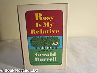 book cover of Rosy Is My Relative
