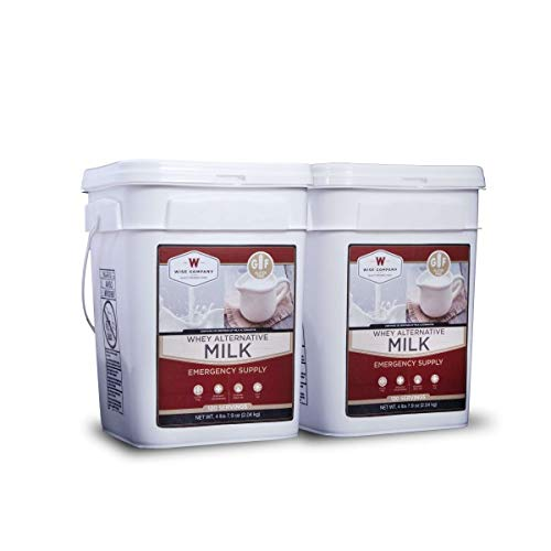 Wise Company 240 Servings of Wise Long-Term Milk