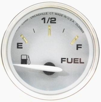 16 Fuel Level Gauge - Faria 19001 Kronos Fuel Level Gauge