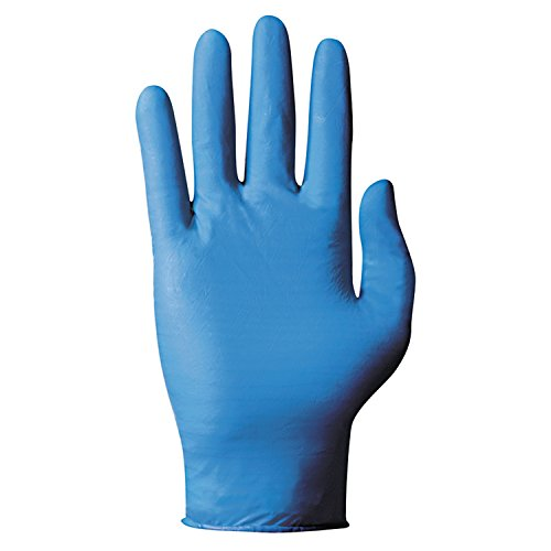 ansell-92-575-l-tnt-single-use-gloves-powdered-nitrile-5-mil-large-blue