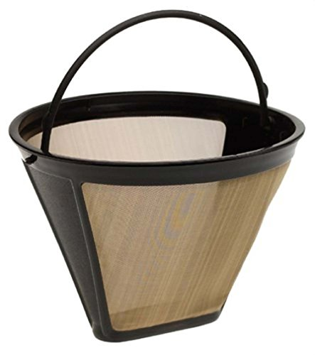 #4 Cone Shape Permanent Coffee Filter - Permanent Cone