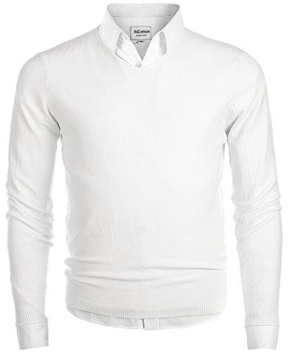 V-Neck Boys Sweater - 9