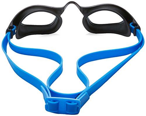 adidas Br1007 Lunettes de Natation Mixte Smoke Lenses/Bright Blue/Bright Blue