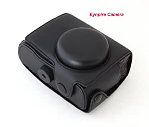 Eynpire Camera Leather Camera Case For Nikon Coolpix P7000