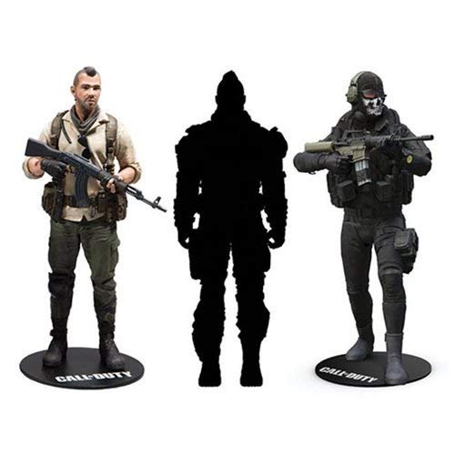McFarlane Toys Call Duty Series 1 7-Inch Action Figure Set