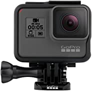 GoPro HERO5 Black Waterproof Digital Action Camera w/ 4K HD Video & 12MP Photo (Rene