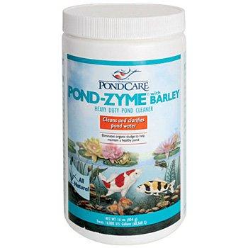 Aquarium Pharmaceuticals Pond Zyme Plus 1 Lb Jar ()