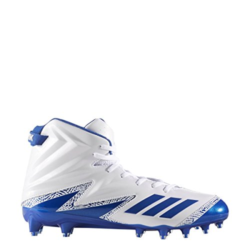 Adidas Buitenissig X Carbon Hoge Klamp Mens Voetbal Wit-collegiale Royal