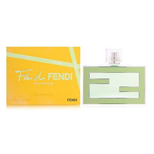 1b1ac3b45f49 Fendi Fan Di Fendi Eau Fraiche Eau de Toilette Spray for Women, 2.5 Ounce
