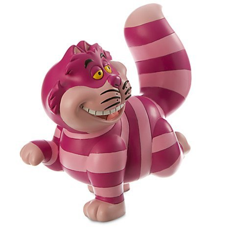 Disney Cheshire Cat Garden Figure With Hide a Key